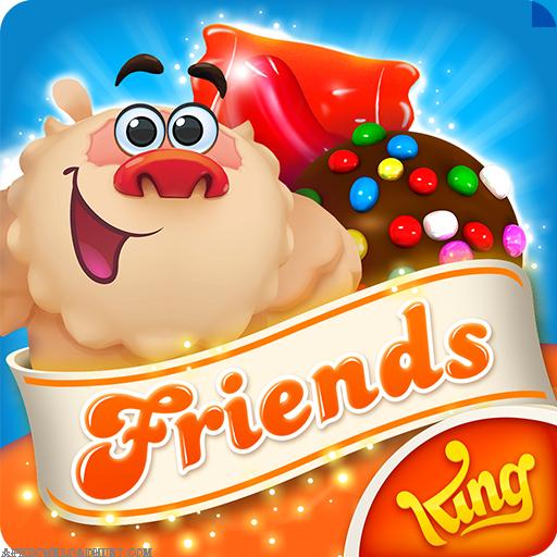 Candy Crush Friend Saga