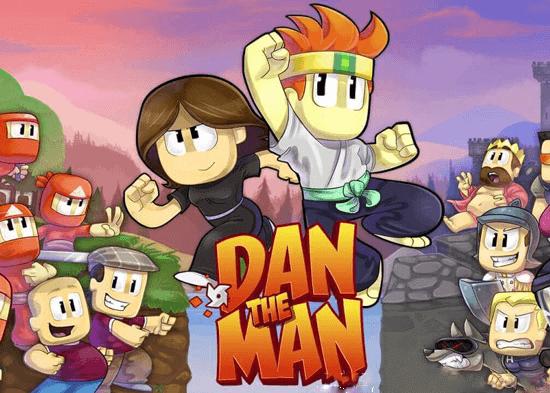 Dan the Man APK Download
