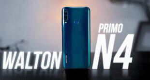 Walton Primo N4 – Full Phone Specs & Price In Bangladesh