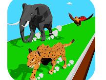 Animal Transform Race